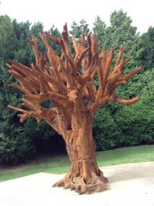 Sculpture by Ai Weiwei